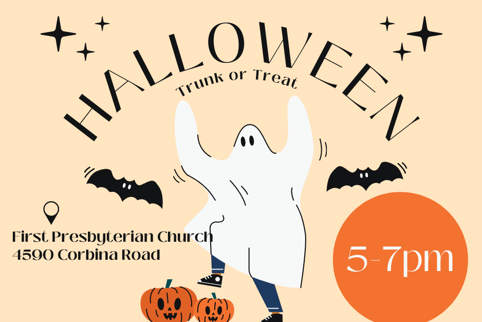 Trunk or Treat Oct 31st 5-7pm